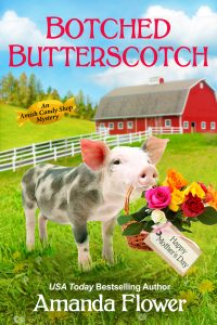 Cover for Botched Butterscotch