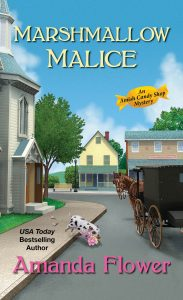 Cover of Marshmallow Malice by Amanda Flower