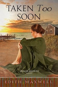 Book Cover for Cozy Mystery Taken Too Soon