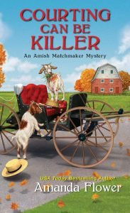 Book Cover for Courting Can Be Killer