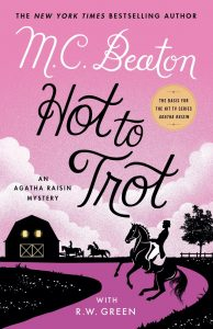 Book cover for Hot to Trot