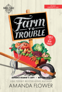 Book cover for Farm to Table mystery