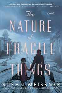 Book cover for The Nature of Fragile Things