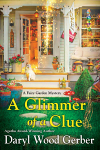 Book cover for A Glimmer of a Clue